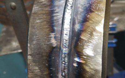 Cordón de soldadura