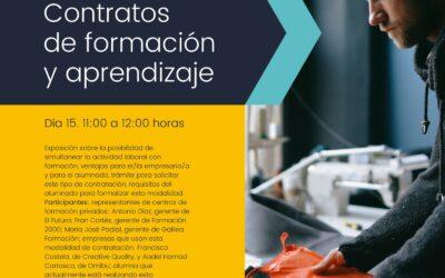 ¿Te interesa conocer las ventajas del contrato en Formación y Aprendizaje?
